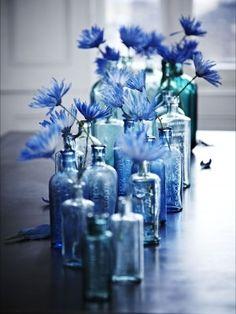 Image result for cornflower blue wedding