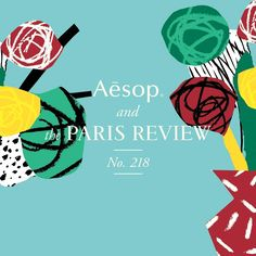 The @parisreview's captivating Fall Edition is now available at select Aesop spaces across the globe, and online. Discover more or purchase at aesop.com. #AesopSkinCare  Image by @atelier_bingo