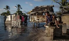 Kiribati's president's plans to raise islands in fight against sea-level rise | World news | The Guardian Coral Reef Ecosystem, Sea Level Rise, Out To Sea, Environmental Issues, Archipelago, The Guardian, Climate Change, Presidents, Tourism