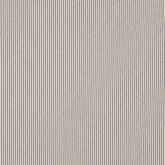 Buy John LewisTicking Furnishing Fabric, Black/White Online at johnlewis.com