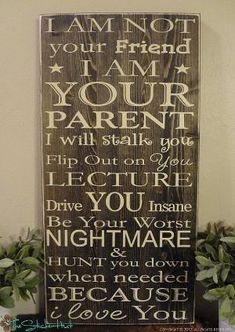 LOVE this! Great idea to hang in your teenagers bedroom. by Jesdan
