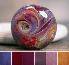 Art Bead Scene Blog: Art Bead Palette :: Divine Spark Designs