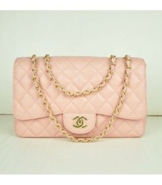 Classic quilted in Pink by glossylipz