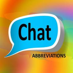 Get Chat Abbreviations on the App Store. See screenshots and ratings, and read customer reviews.
