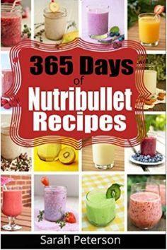 Nutribullet Smoothie Recipes for Rapid Weight Loss, Detox & Burning Fat   Veggie Team