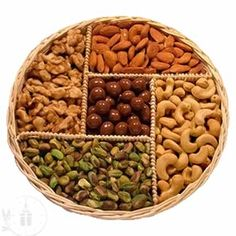 Buy Dry Fruit Tray at reasonable rates Dry Fruit Tray, Fruit Plate, Dried Fruit, Fresh Fruit, Bridal Gift Wrapping Ideas, Wedding Gift Baskets, Thali Decoration Ideas, Fruit Decorations, Wedding Plates