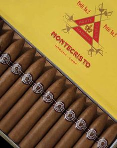 Montecristo Petit No 2. Куба. Оценка - 10 баллов. Половинка культовой сигары Montecristo No 2. Когда у вас не так много времени для курения.