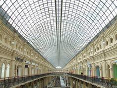 Wladimir Grigorjewitsch Schuchow | Warehouse GUM | Moscow, Russia | 1893