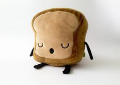 40% OFF Mr. Little Bread Slice by ChampuChinito on Etsy