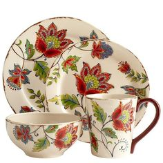 Elizabeth Dinnerware