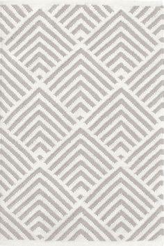 Cleo Cement PET indoor/outdoor rug - softer than a traditional indoor/outdoor rug