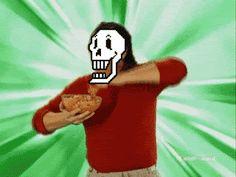 papyrus, spaghetti, undertale