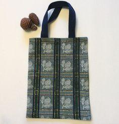 Christmas Gift Bag Fabric Gift Bag Tote Bag Gift by giftgarbbags