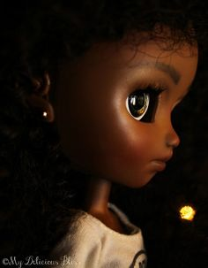 Delicious Bliss: Black Doll