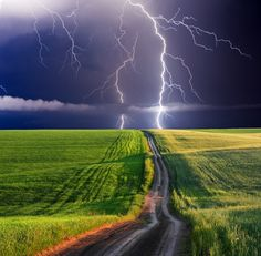 Find Summer Storm Beginning Lightning stock images in HD and millions of other royalty-free stock photos, illustrations and vectors in the Shutterstock collection. Thousands of new, high-quality pictures added every day. Tornados, Thunderstorms, Photo Ciel, Skier, Lightning Strikes, Lightning Storms, Amazing Nature, Mother Nature, Sunsets