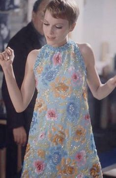 Mia Farrow(ミア・ファロー)