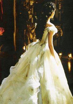 Gown, Bride / Vestito da Sposa