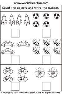 Pre-K worksheets. Letter tracing, coloring, numbers. Free printable ...