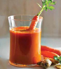 Carrot ginger #inspirationdk #opskrift #smoothie