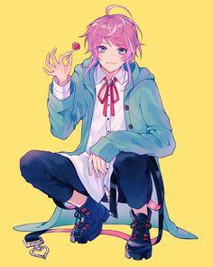 Division All Stars ヒプノシスマイク(Matenrou Hypnosis Mic) HypMic (ヒプマイ) Anime Boys, Hot Anime Boy, Manga Boy, Manga Anime, Anime Art, Anime Music, Music Music, Battle Rap, Chibi