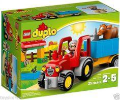 LEGO Duplo Pre-school 10524 Farm Tractor NEW Factory Sealed