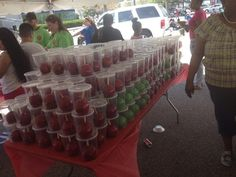 1000 Candy Apples