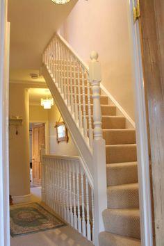 Loft conversion stairs