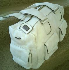 Bree Vintage Leather Handbag