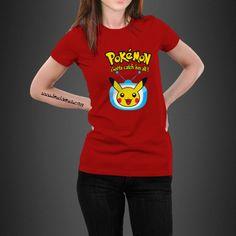 Pokemon Gotta Catch Em All  Unisex Short Sleeve Jersey T-Shirt