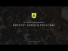 W Jego ranach jest nasze uzdrowienie - ks. prof. Waldemar Chrostowski - YouTube