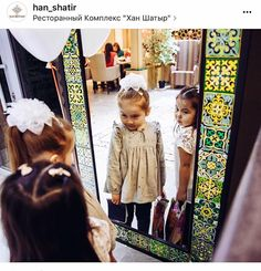 Как приятно случайно увидеть фото с моим зеркалом))