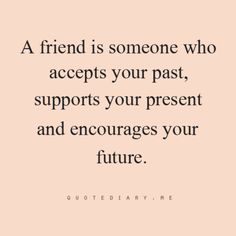 "VERY true and I couldn't agree more. This has brought out the ""real"" BESTIES in my life. While I might not have necessary lost friends, we've parted and other friendships have strengthened."