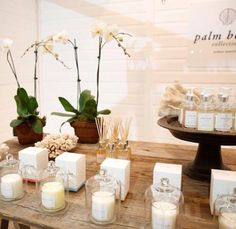 Palm Beach Collection // Trade Show