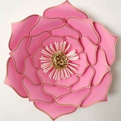 Diy wall decor ideas with paper pinterest big paper flowers diy wall decor ideas with paper pinterest big paper flowers paper flowers diy and diy wall decor mightylinksfo