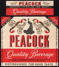 Peacock Beverages