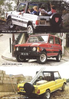 4x4, Pick Up, Romania, Cars And Motorcycles, Offroad, Automobile, Monster Trucks, History, Vehicles