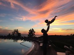 Congratulations to the winner of the Favorite Pelican Hill Memories Contest! The winner received a Pelican Hill grand prize package worth $50,000. The winning image shows a father high-flying his daughter during a visit to The Resort at Pelican Hill to celebrate her first birthday.