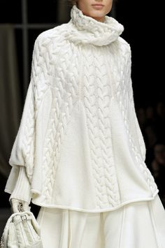 Laura Biagiotti at Milan Fashion Week Fall 2010 - StyleBistro