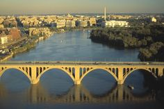 The Potomac River in Washington D.C. is the #1 most endangered river in America.