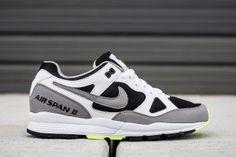 pretty nice 1b35b 1e0f0 Nike Air Span II Volt Detailed Pics
