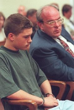 TJ Tremble - In 1996, at the age of 14, Tremble shot and killed an elderly couple, and stole their car. He was convicted of Murder, and in 1997, he was sentenced to life in prison. His sentence was overturned in 2010, but reinstated in 2012.
