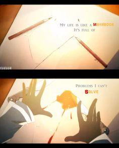 anime, quote, and sad kép