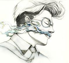Vo Dang, illustration - ego-alterego.com