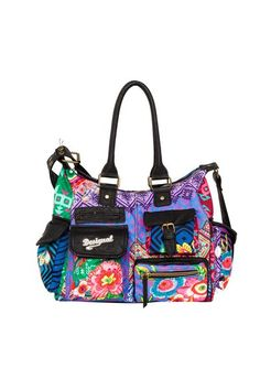 And Desigual On Bags Hand Hands Best Images 51 Pinterest q0aptW