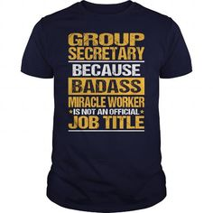 AWESOME TEE FOR GROUP SECRETARY T SHIRTS(22.99$ ==>> Order Shirt Here!) #awesome #tee #for #group #secretary #SunfrogTshirts #Sunfrogshirts #shirts #tshirt #hoodie #sweatshirt #fashion #style