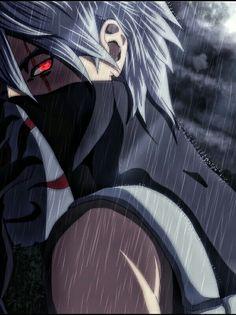 Kakashi Hatake -Naruto