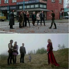 Walt Disney ABC studios' Once Upon a Time / in Wonderland ending of 2013 #OUAT #OUATIW cc: @Once Upon a Time @WonderlandOUAT