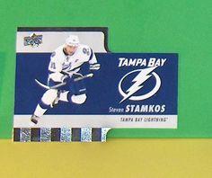 Steven Stamkos   TH-12  Die Cuts Tim Hortons Upper Deck Hockey Card #TampaBayLightning