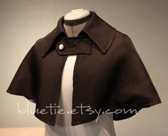 Ravenclaw Capelet - As Is. $23.00, via Etsy.