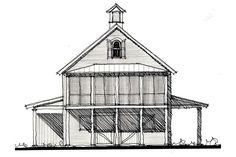 Plan #464-16 - Houseplans.com